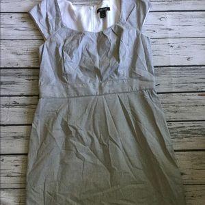 White House Black Market Sheath Dress Size 14 (RR)